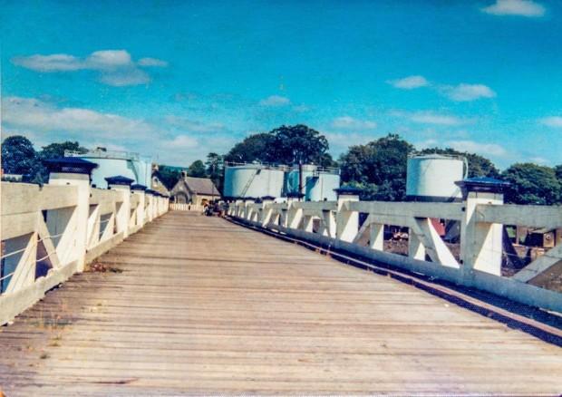 Old Fiddown Bridge